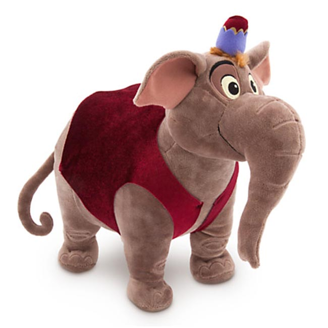 Disney Aladdin Abu The Monkey as Elephant Plush