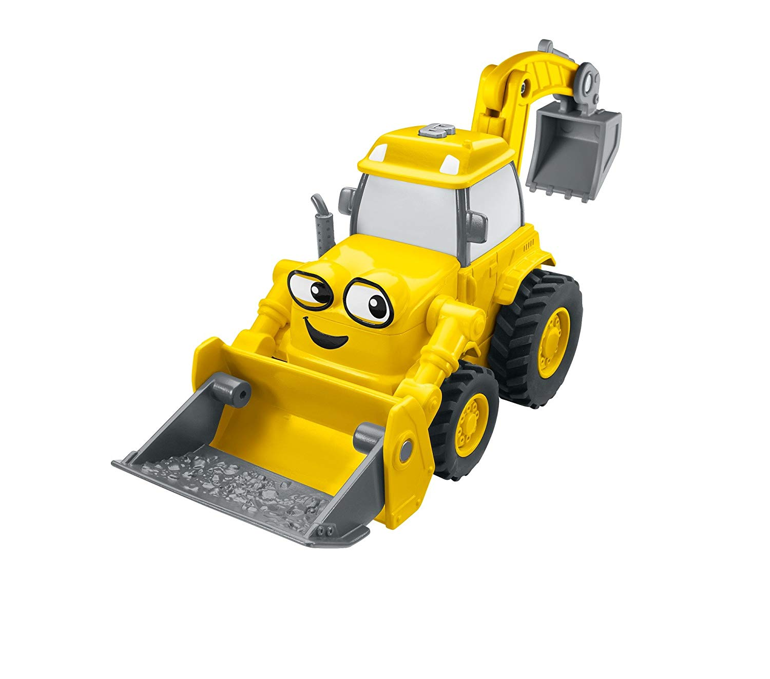 Bob The Builder Talking Scoop Backhoe Digger