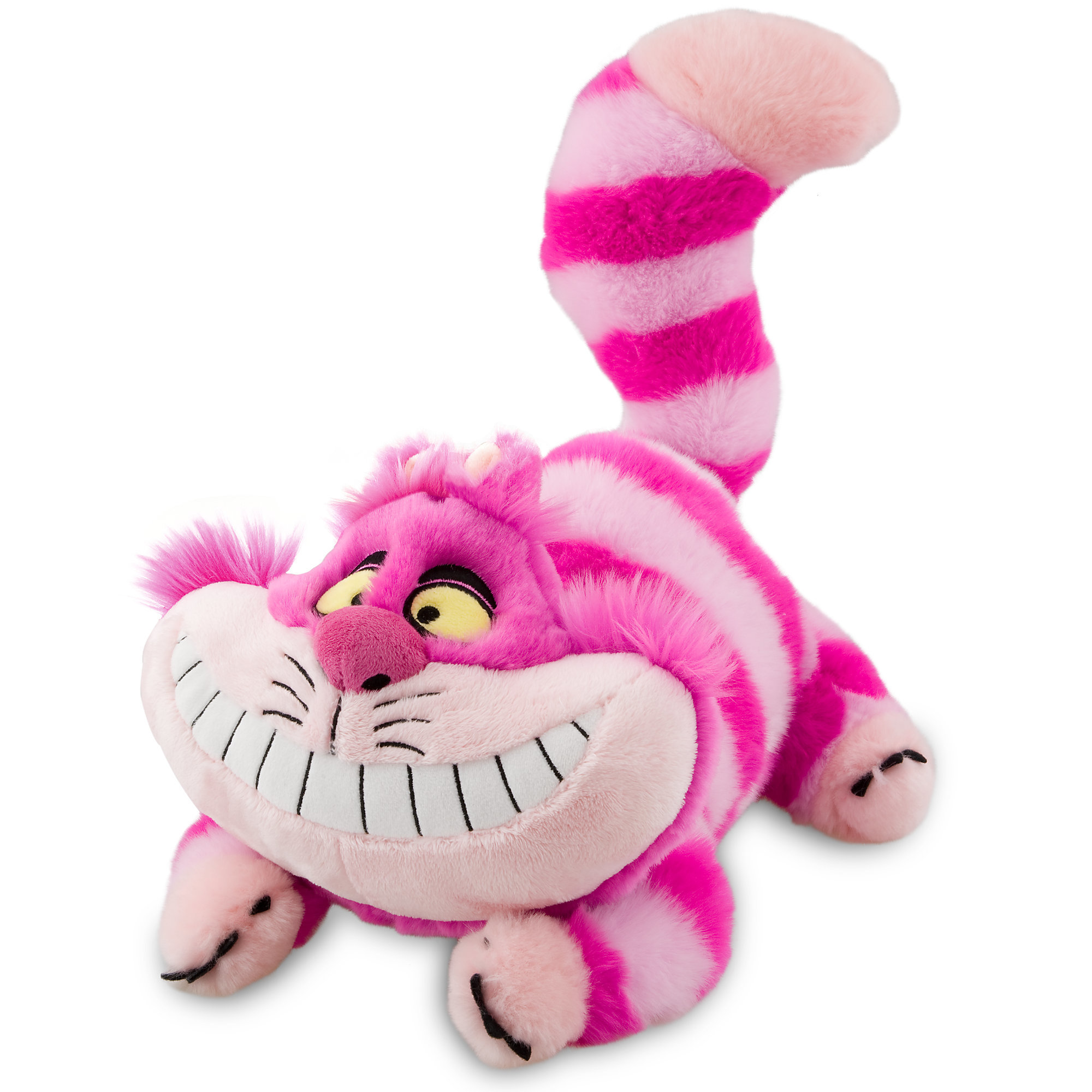 Alice in Wonderland's Cheshire Cat Large Plush Authentic Disney