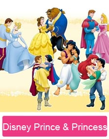 Disney Prince & Princess