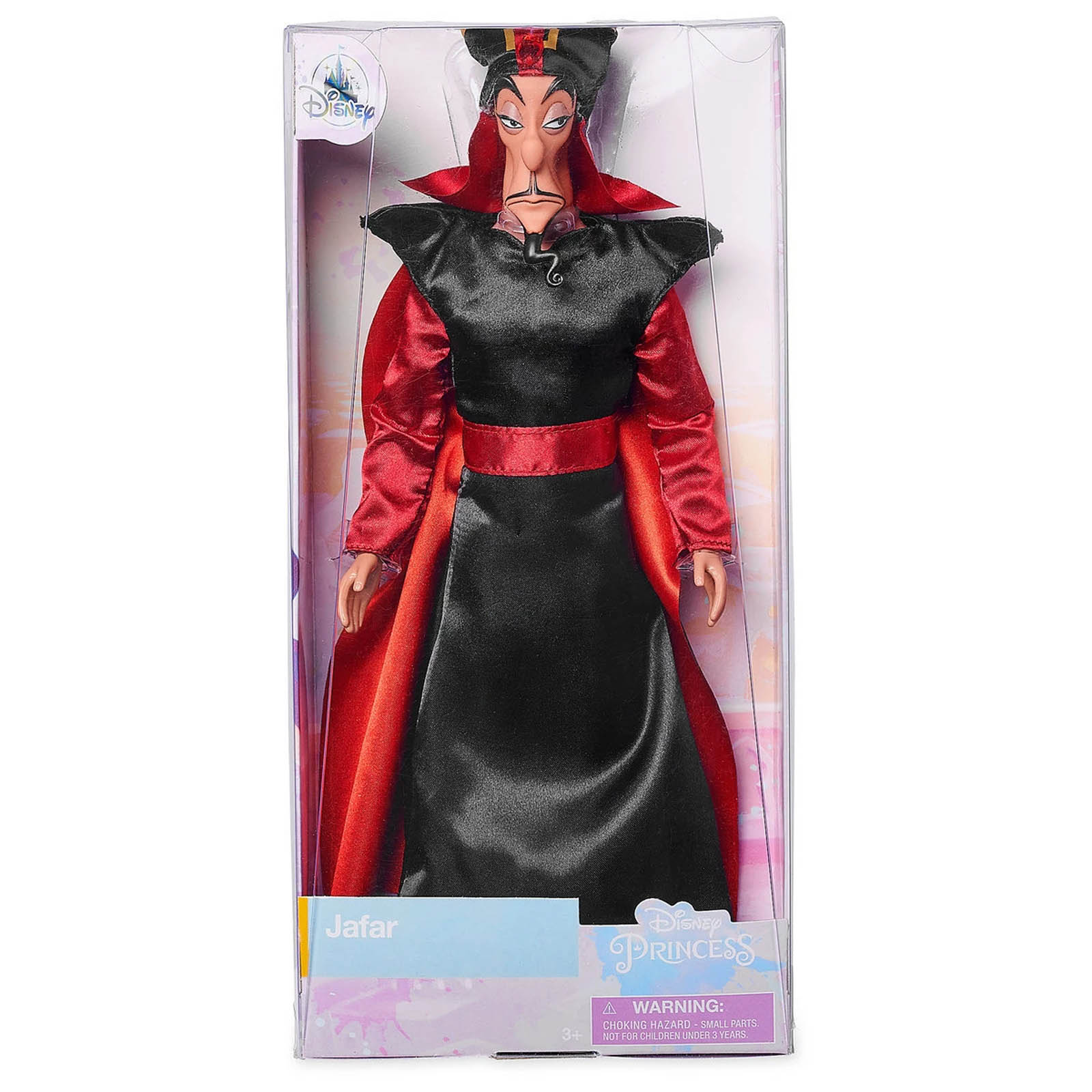 Disney Jafar Doll from Aladdin