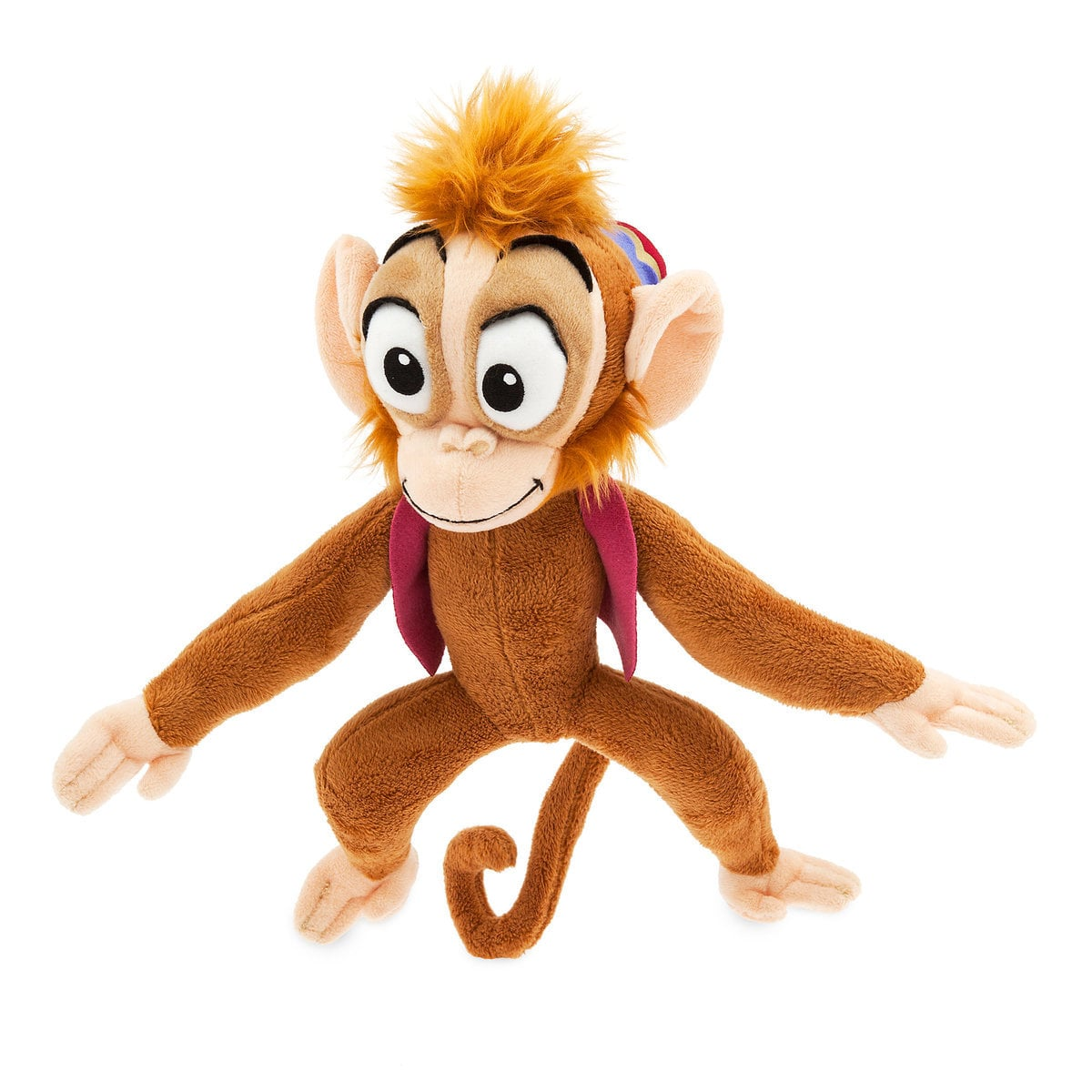 Disney Aladdin Small Plush Abu Monkey Disney Store Exclusive