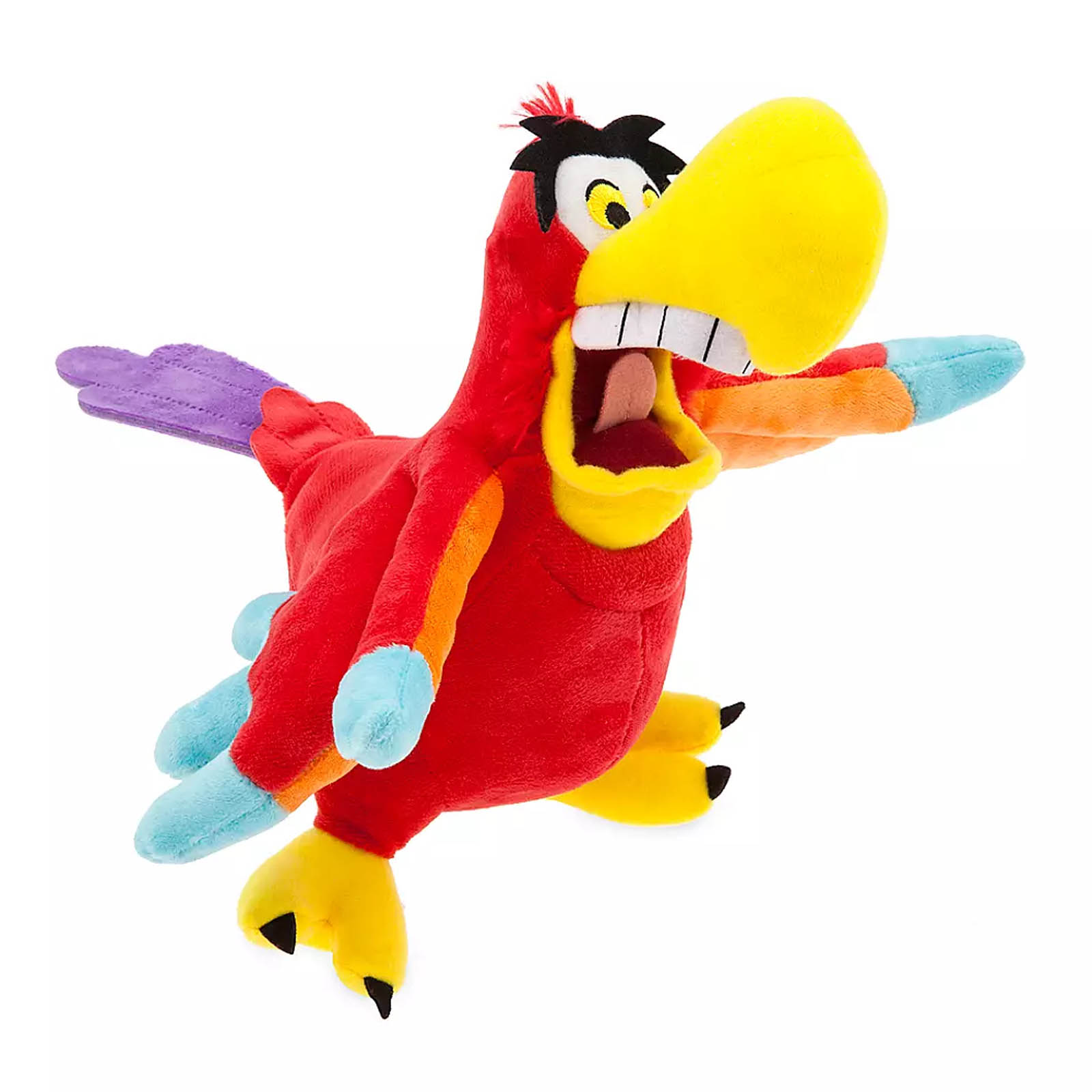 Disney Aladdin Iago Plush Toy - Disney Store Exclusive