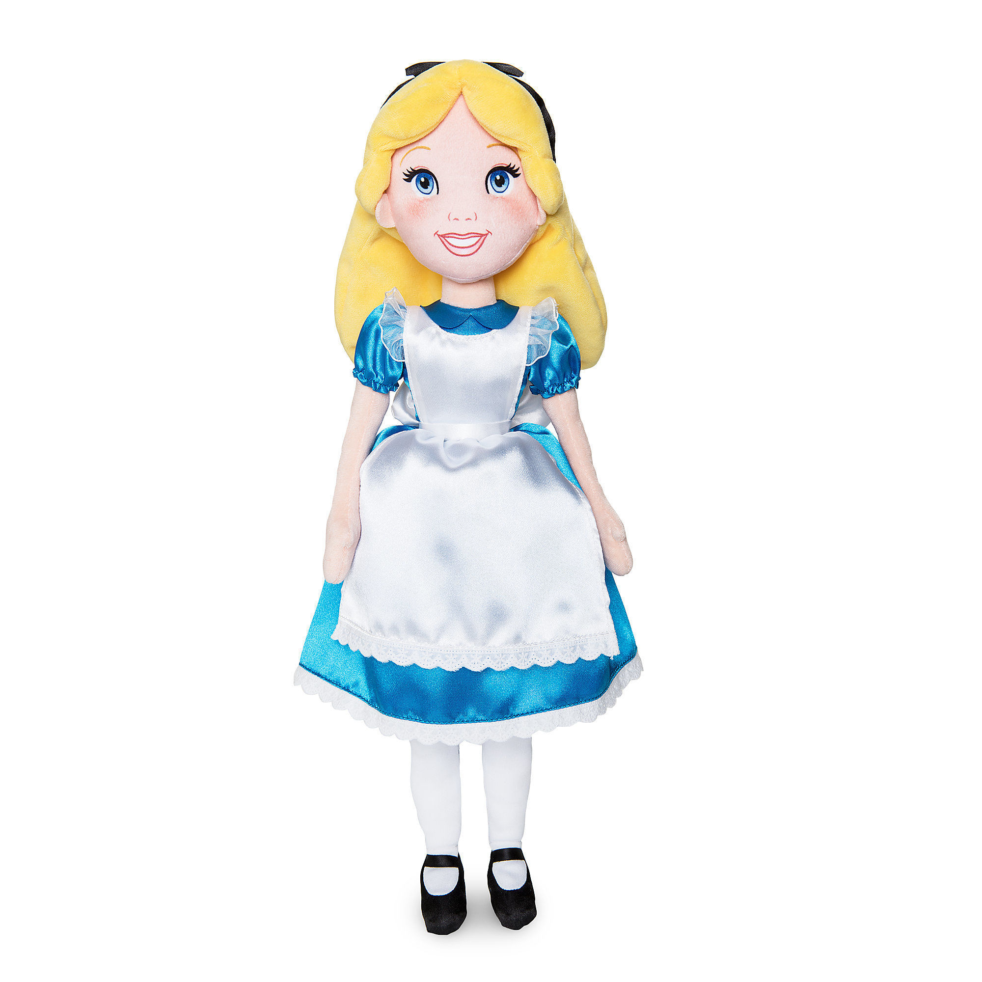 Disney Alice In Wonderland Large Plush Alice Soft Doll