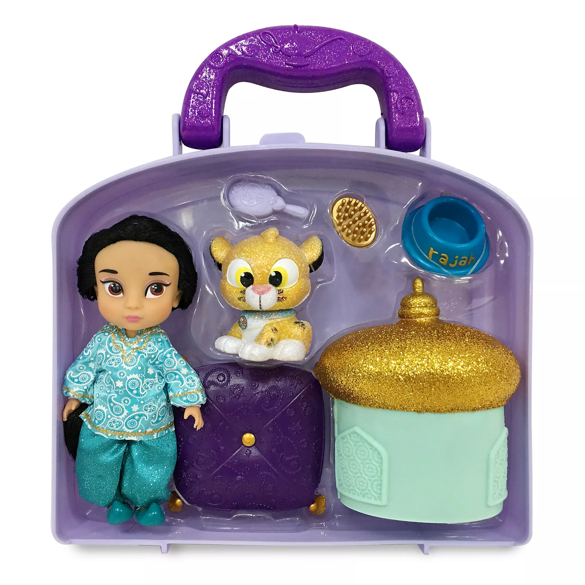 Disney Animators Collection Aladdin Jasmine Mini Doll Set