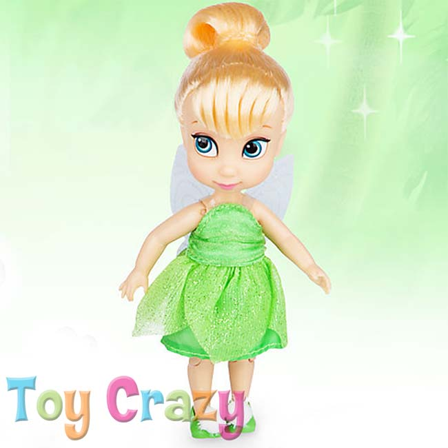 Disney Animators' Collection Tinkerbell Tinker Bell Mini Doll