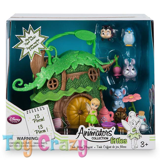 Disney Animators' Collection Tinker Bell Tinkerbell Micro Doll