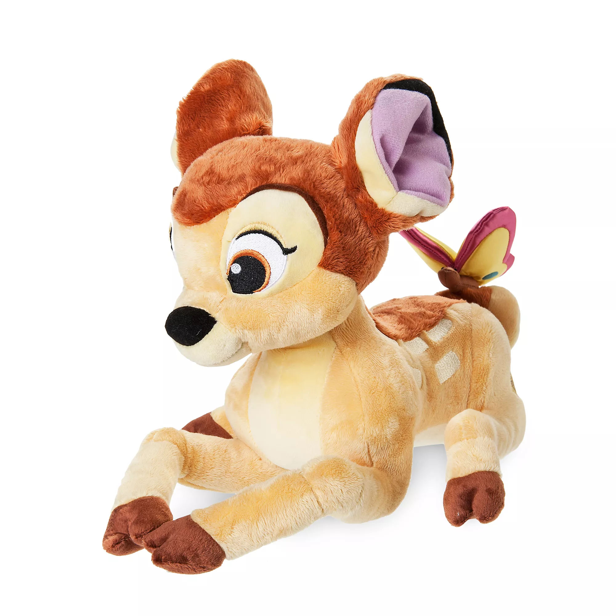 Disney Large Bambi Plush Toy 30cm Genuine Disney