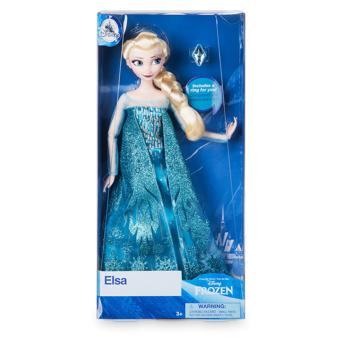 Disney Frozen Elsa of Arendelle Doll With Olaf Genuine Disney