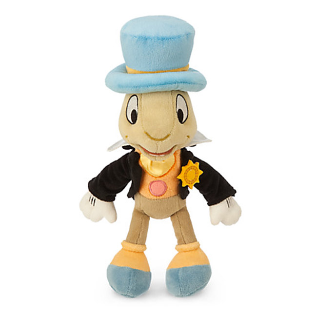 Disney Jiminy Cricket Mini Bean Bag Plush