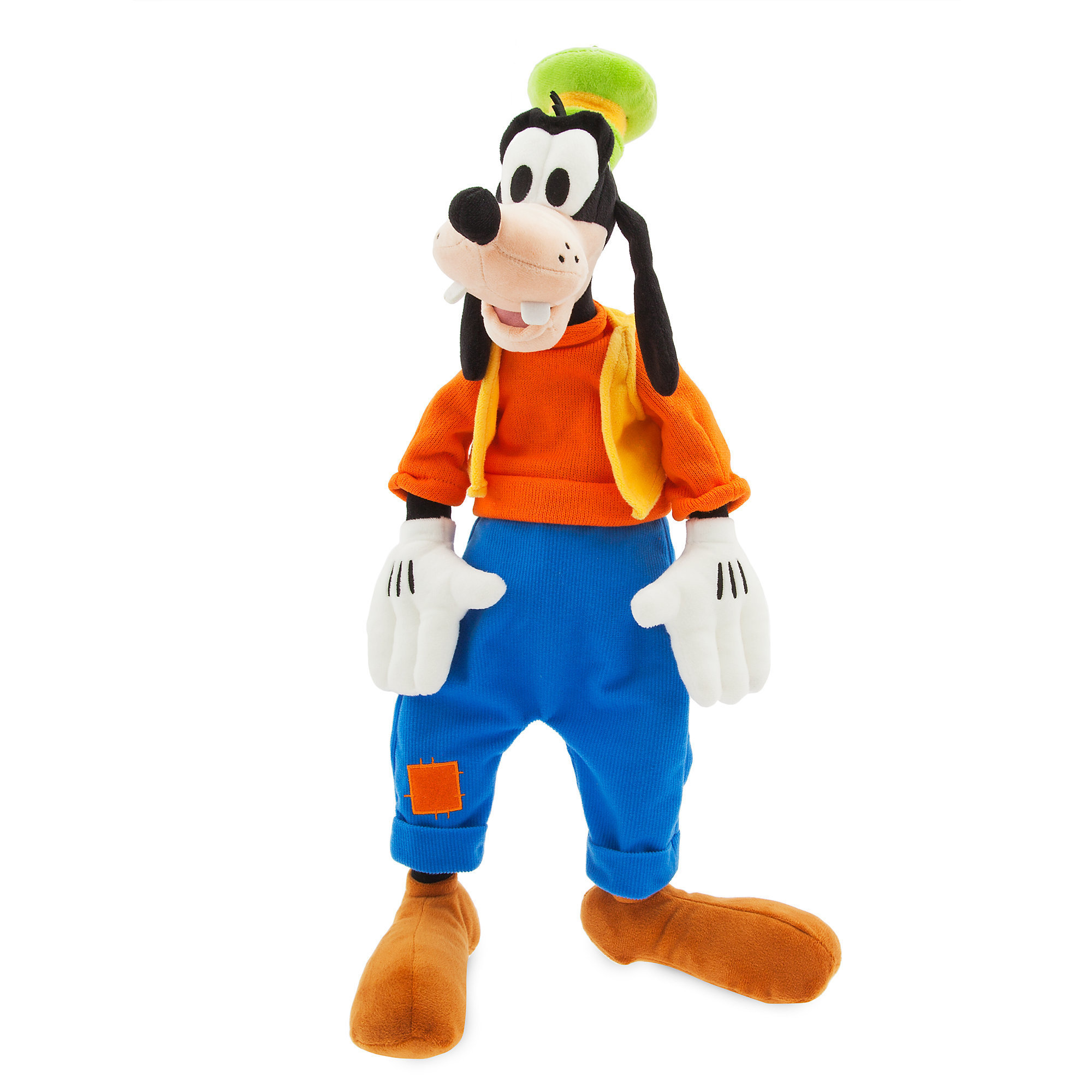 Mickey Mouse Clubhouse Large Plush Goofy Authentic Disney New