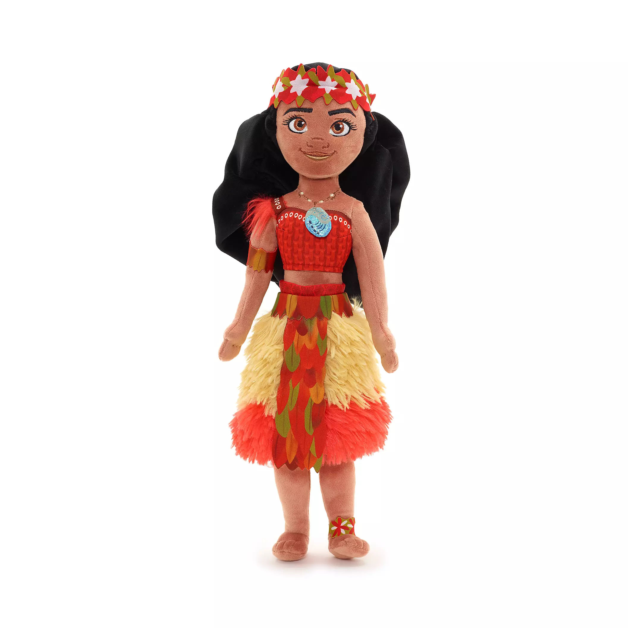 Disney Moana Large Plush Moana Doll Genuine Disney