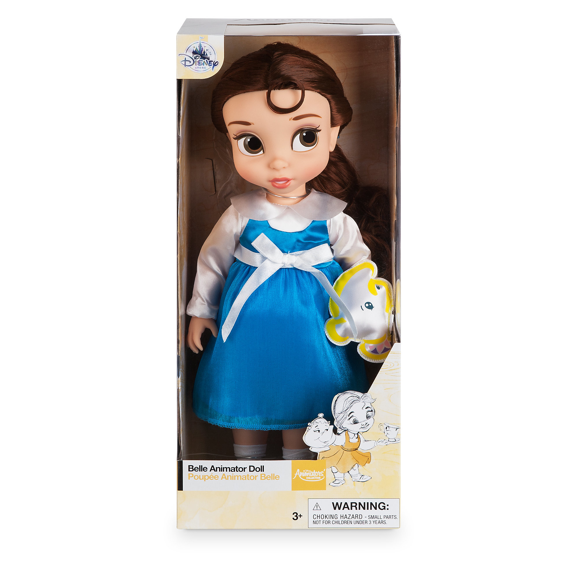 Disney Princess Beauty & the Beast Animators Collection Belle