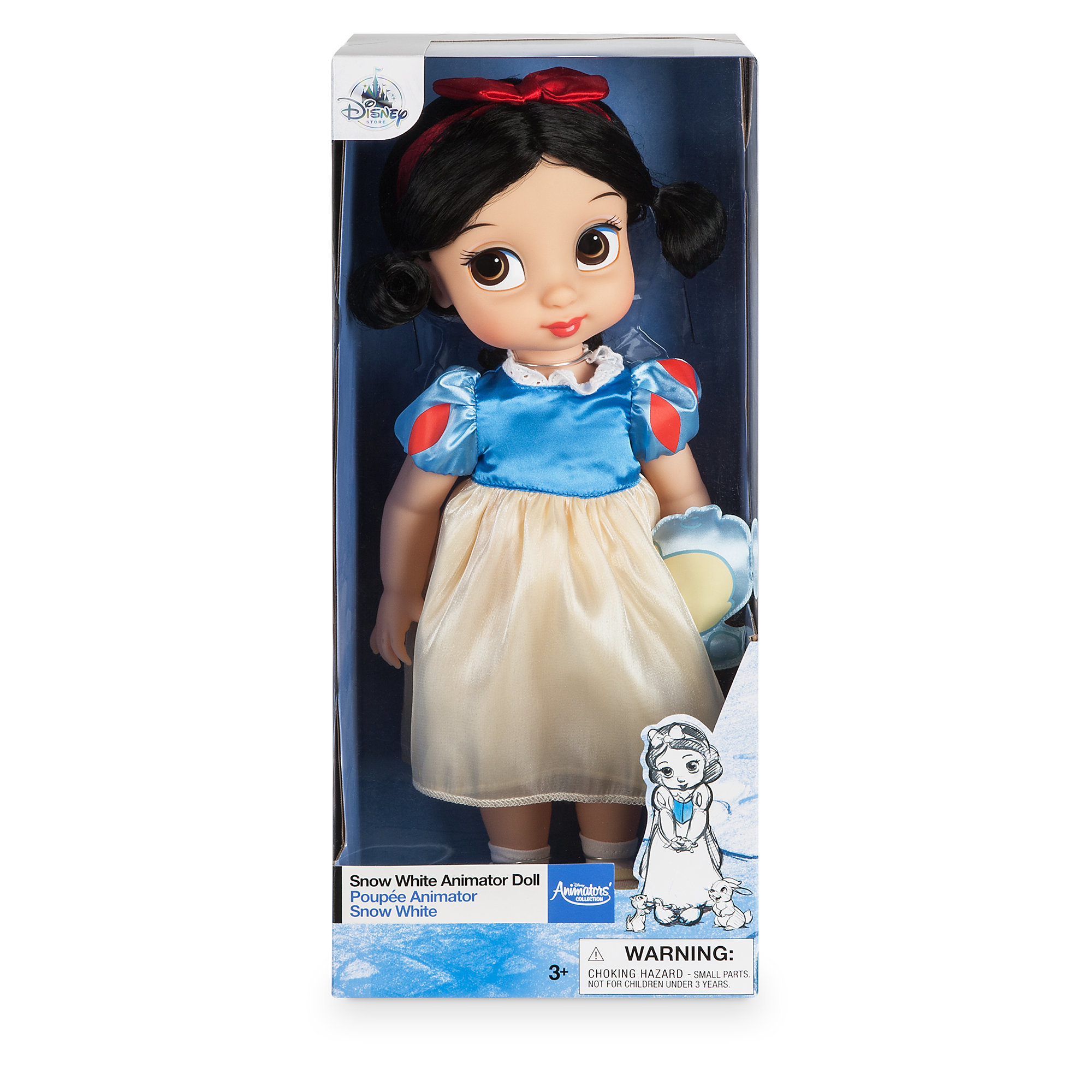 Disney Princess Animators' Collection Snow White Doll