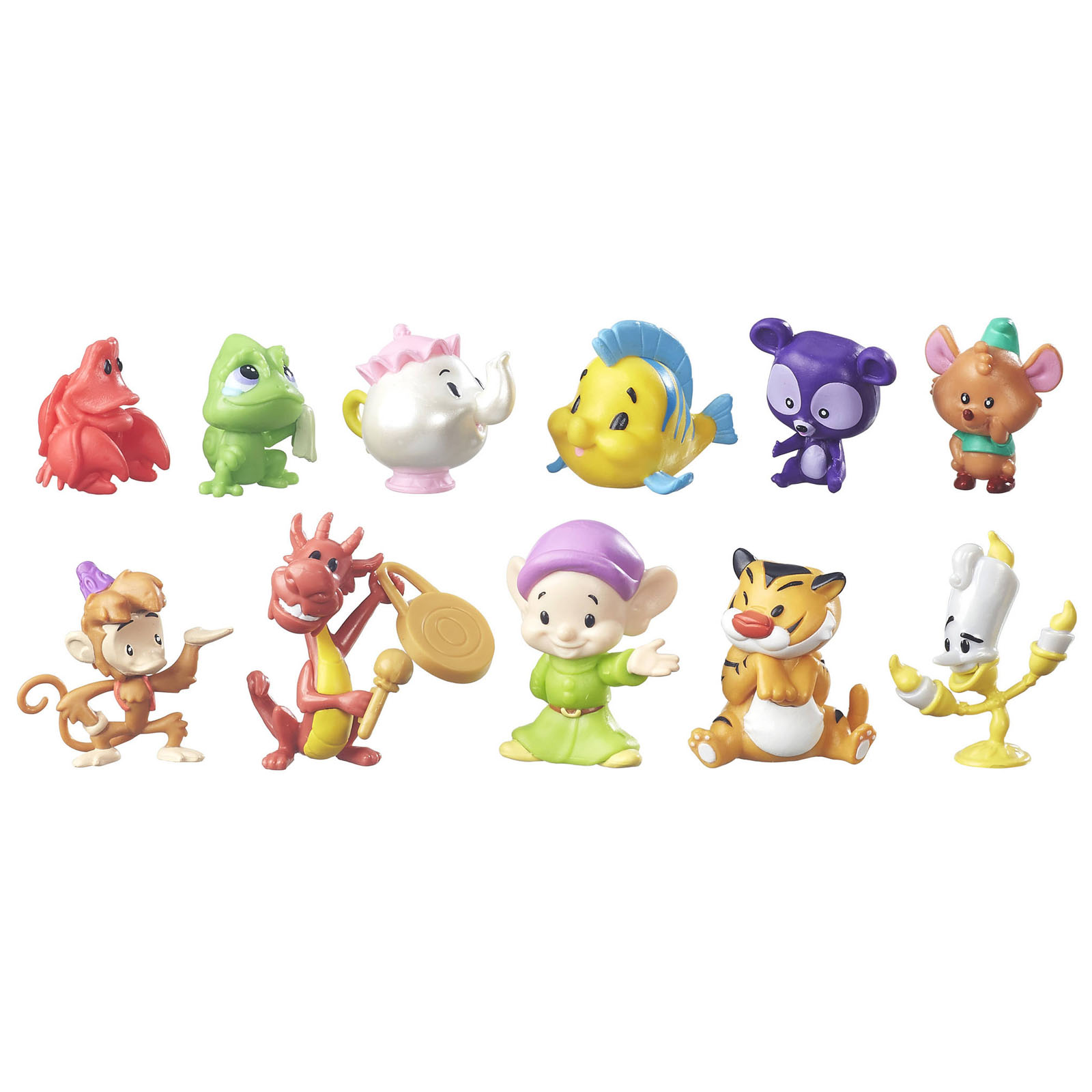 Disney Princess Little Kingdom Royal Friends Figurine Playset Pl