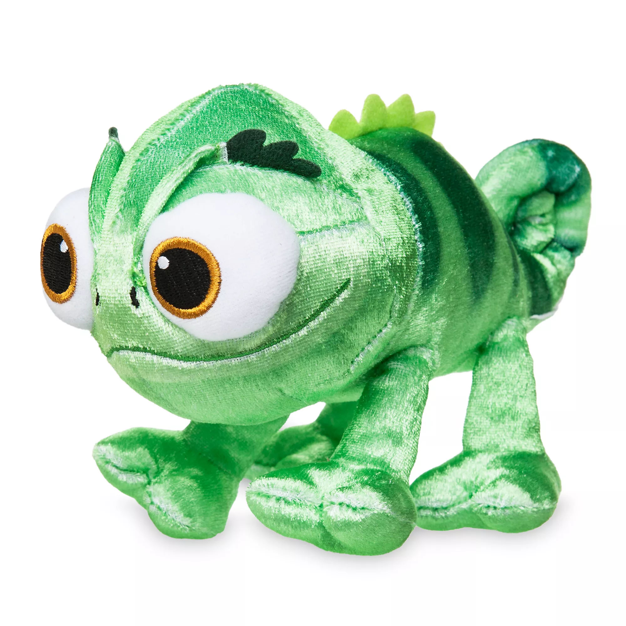 Disney Princess Tangled Rapunzel Pascal Chameleon Mini Plush