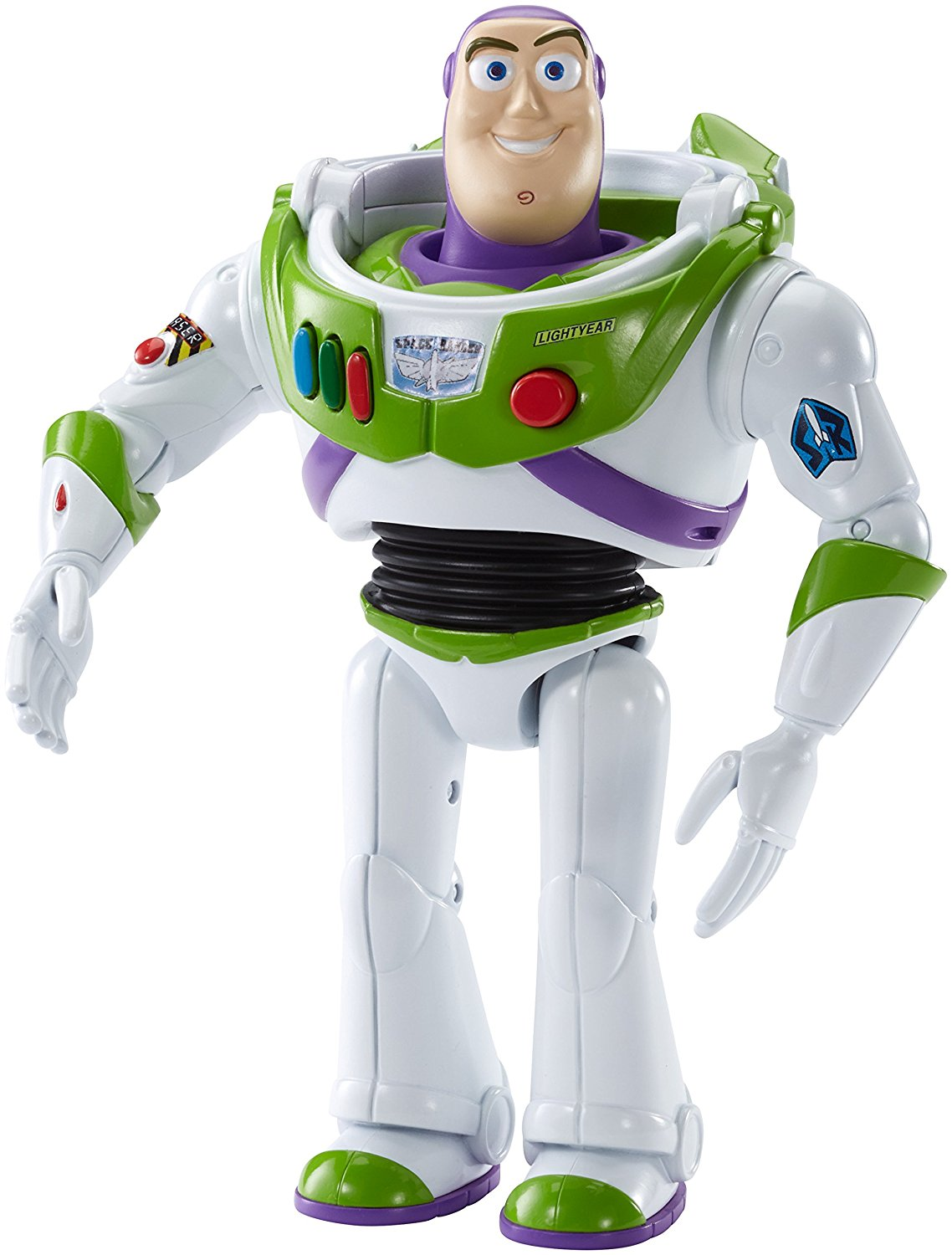 Toy Story Small Talking Buzz Lightyear Action Figure By Mattel