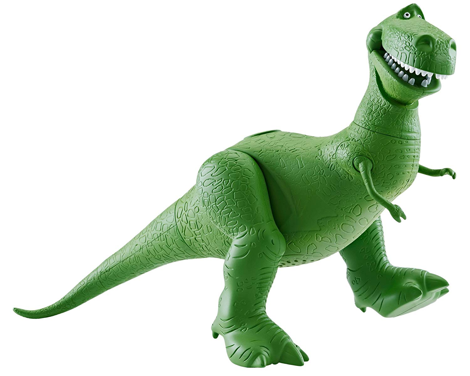 Toy Story Small Talking Rex Dinosaur Action Figure By Mattel