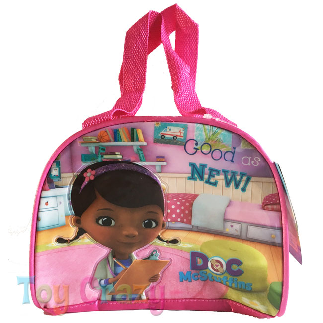 Doc McStuffins Bowling Style Fashion Bag
