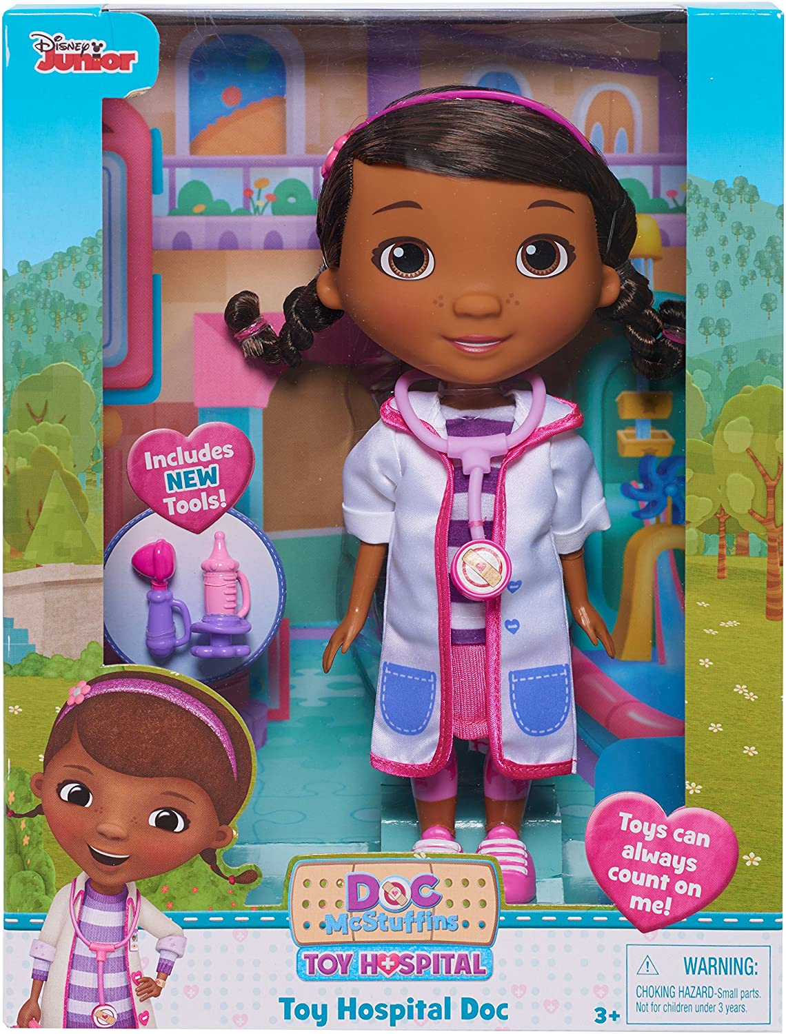 Doc McStuffins Toy Hospital Doctor Doc McStuffins Doll