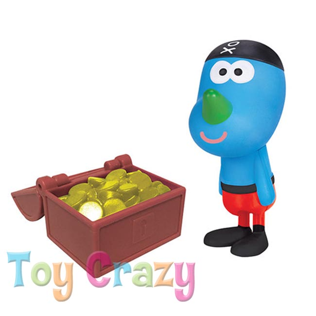 Hey Duggee Collectible Tag with Treasure Chest Figurine