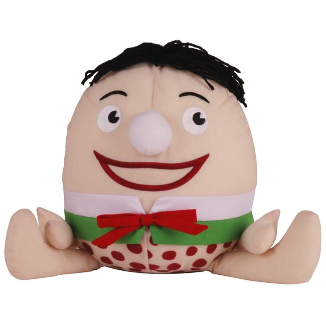 Play School Large Humpty Soft Plush Toy 35cm