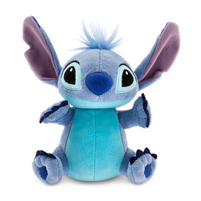Disney Lilo & Stitch Mini Bean Bag Soft Plush 15cm