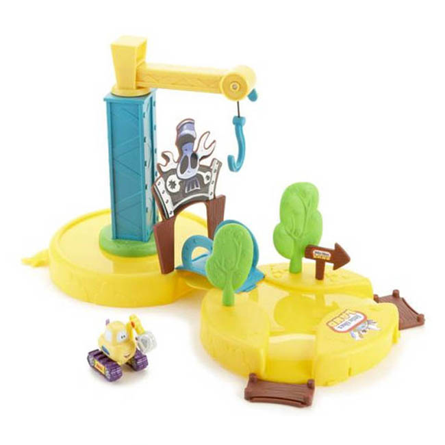 Little Tikes Land Carry N' Go Junkyard Playset