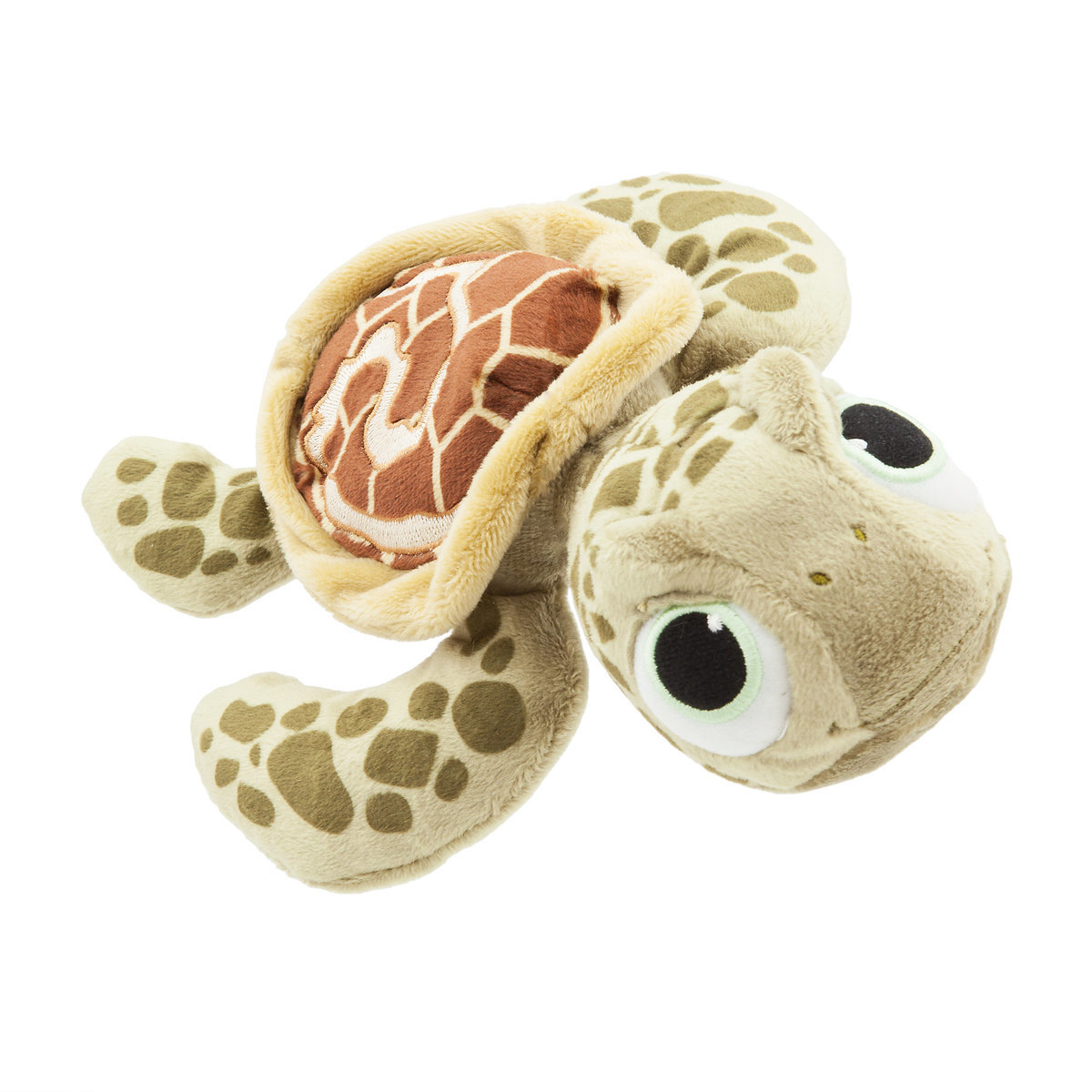 Disney Moana Baby Sea Turtle Plush Genuine Disney