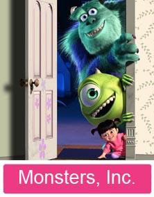 Disney Monsters Inc. University