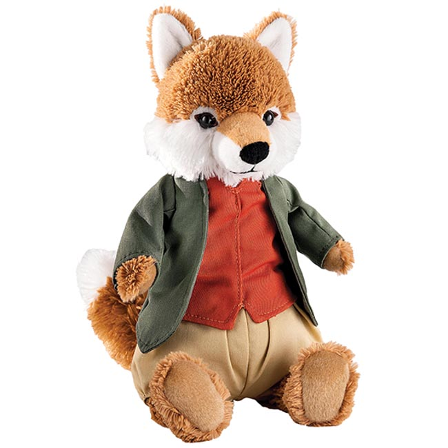Beatrix Potter Large Plush Mr Tod Fox Toy