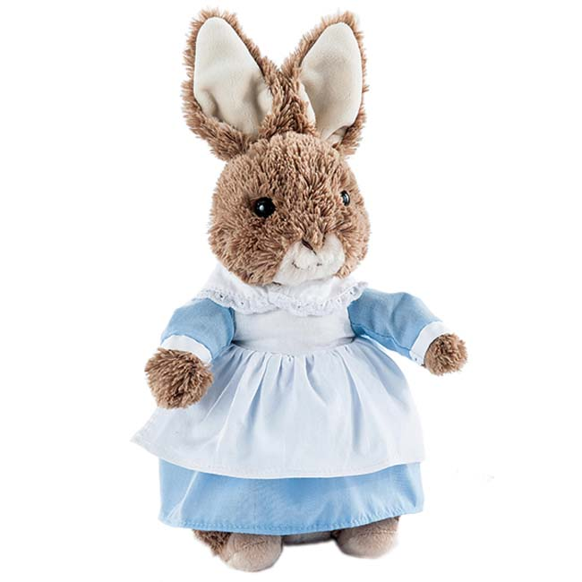Beatrix Potter Large Plush Mrs Rabbit Toy