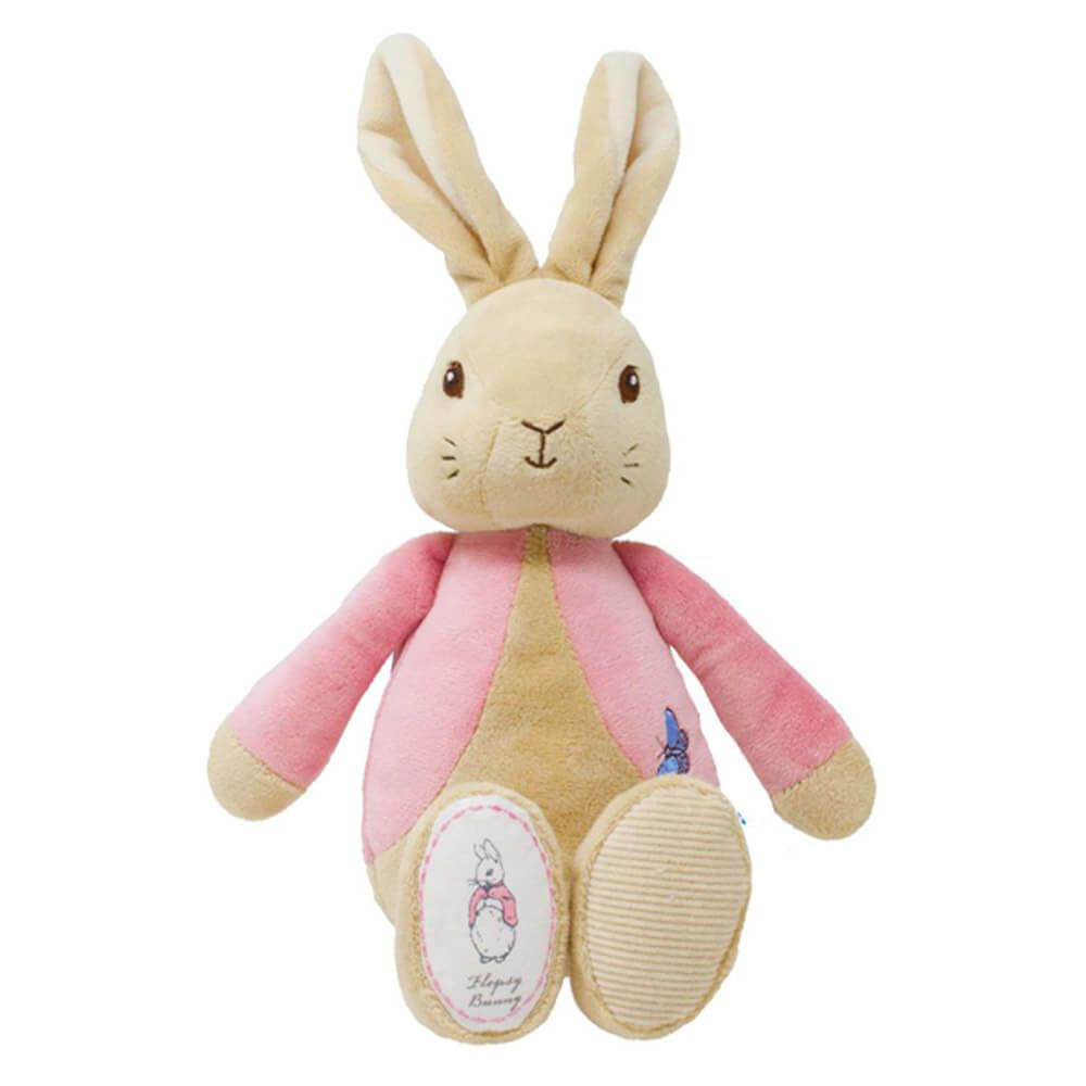 Beatrix Potter My First Flopsy Rabbit Plush Baby Toy