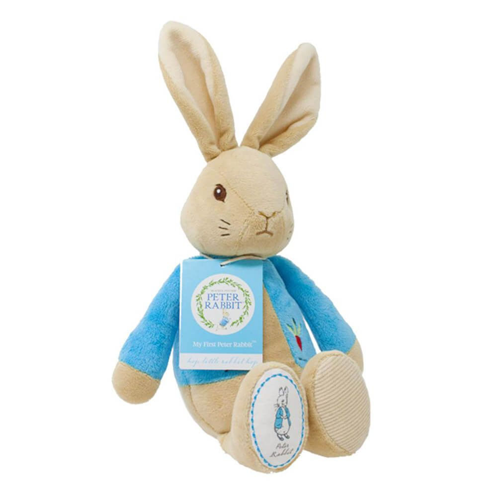 Beatrix Potter My First Peter Rabbit Plush Baby Toy