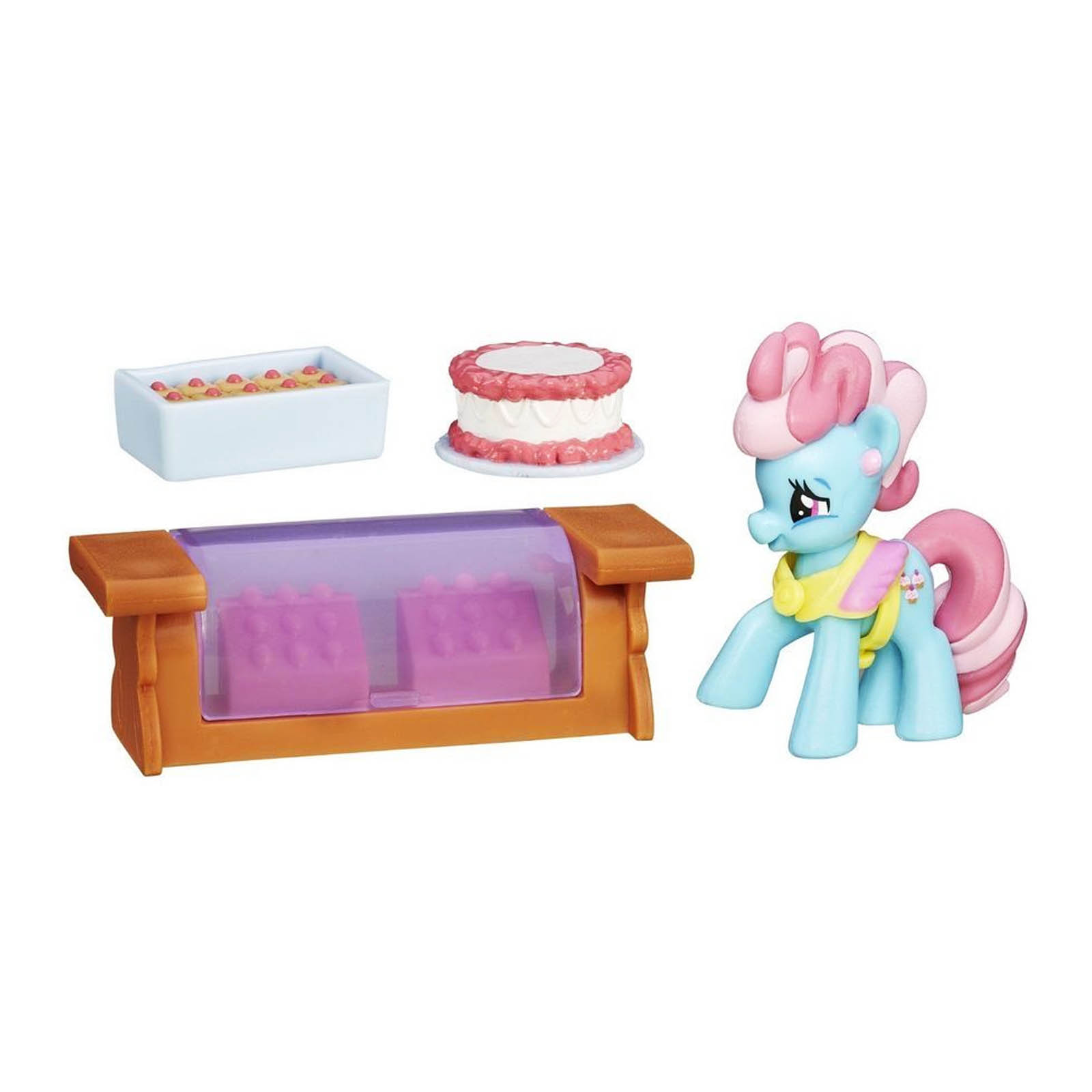 My Little Pony Friendship Is Magic Story Pack Mrs Dazzle Cake