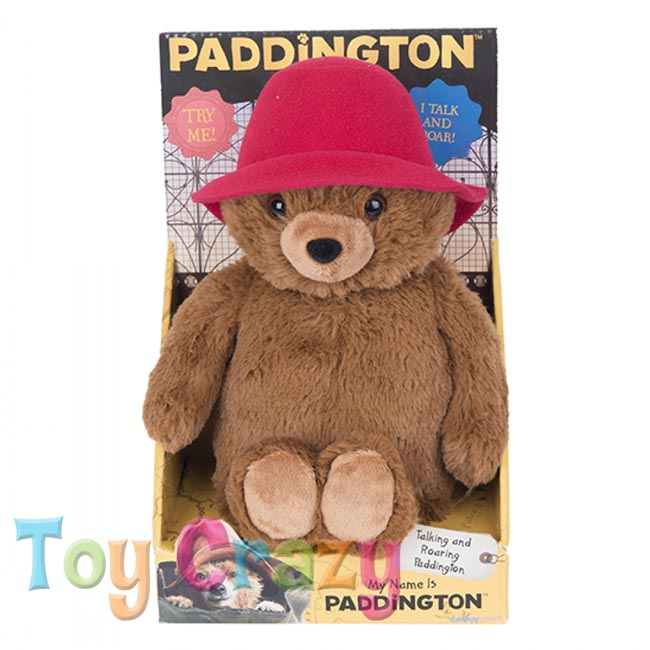 Paddington Bear My Name is Paddington Talking Bear