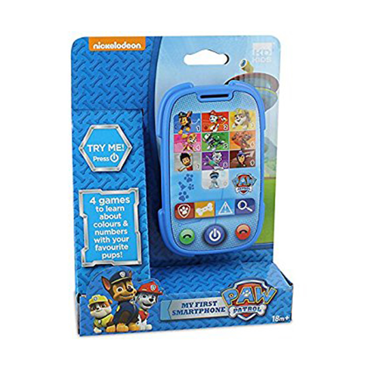 Paw Patrol My First SmartPhone Smart Phone Activity Toy