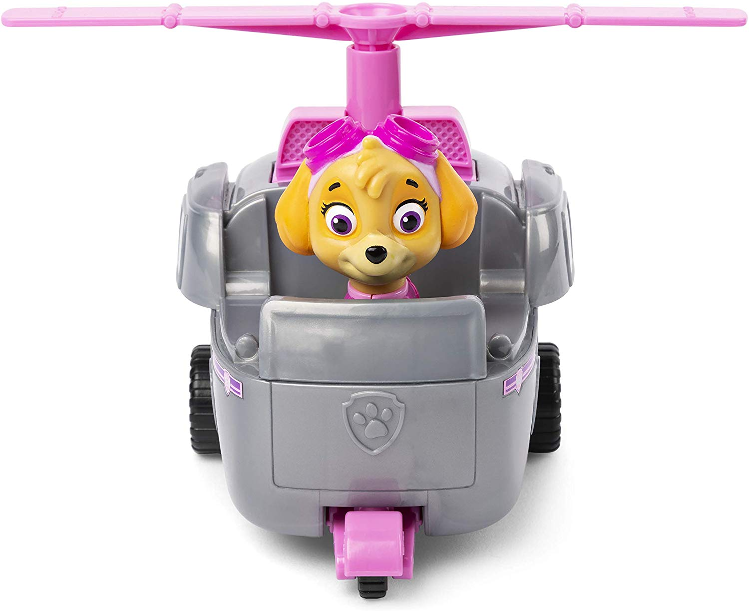 Paw Patrol Skye's Helicopter Vehicle with Collectible Figure