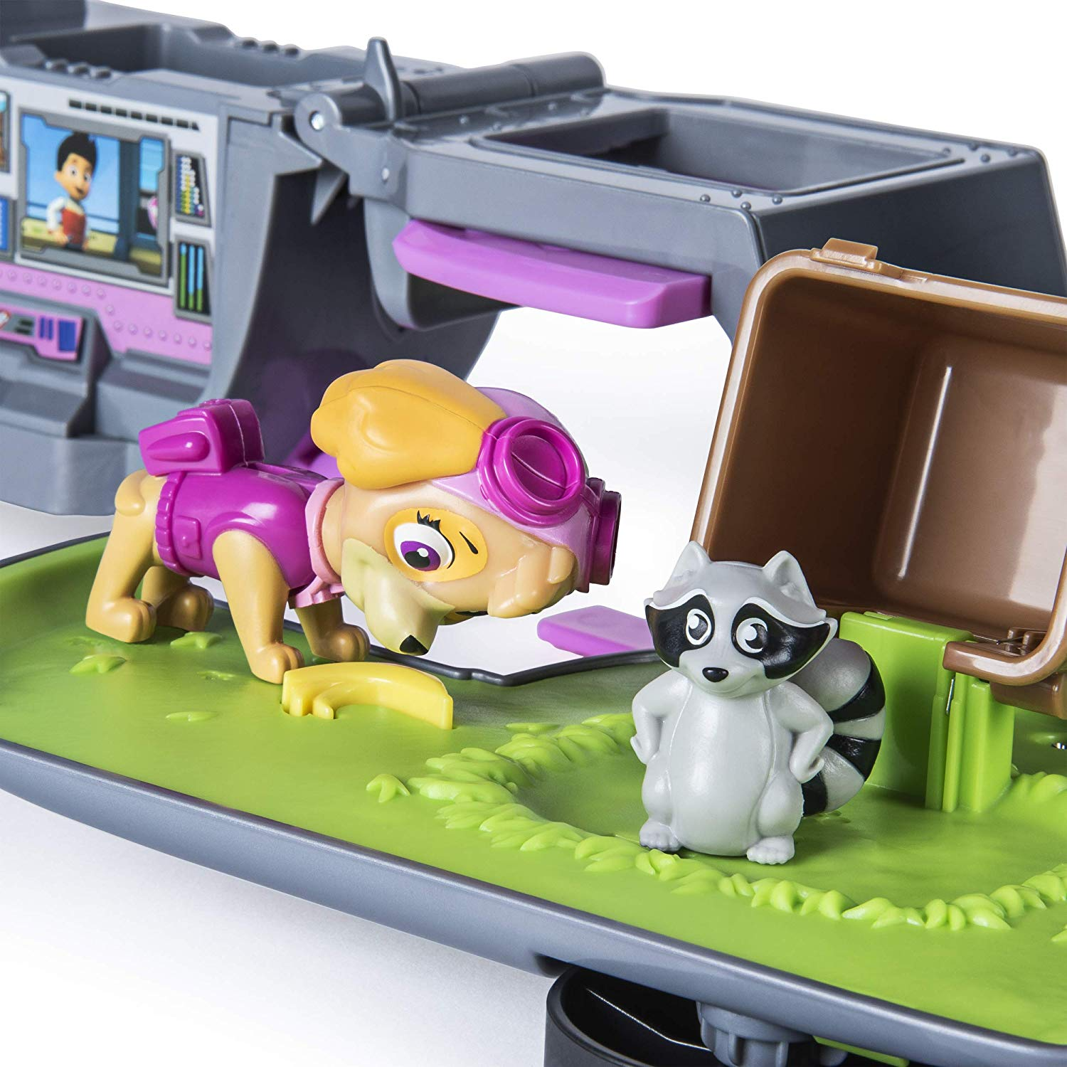 Paw Patrol Skye's Ride N Rescue Transforming Helicopter Play Set