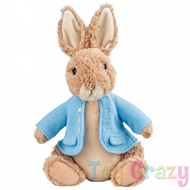 Beatrix Potter Large Plush Peter Rabbit Toy