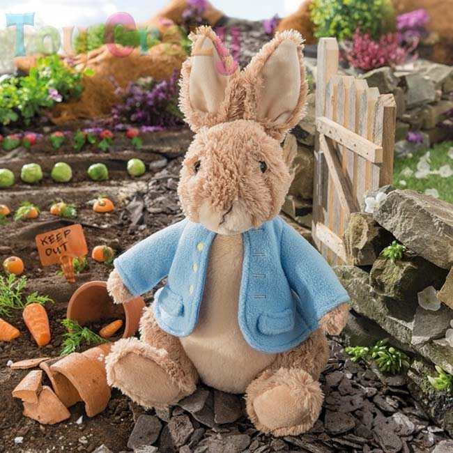 Beatrix Potter Small Plush Peter Rabbit Toy 20cm