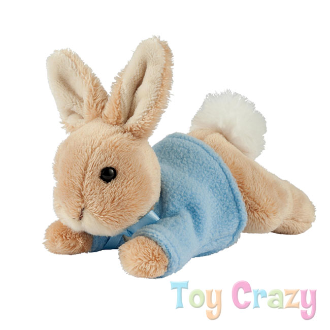 Beatrix Potter Large Lying Down Plush Peter Rabbit Soft Toy 30cm