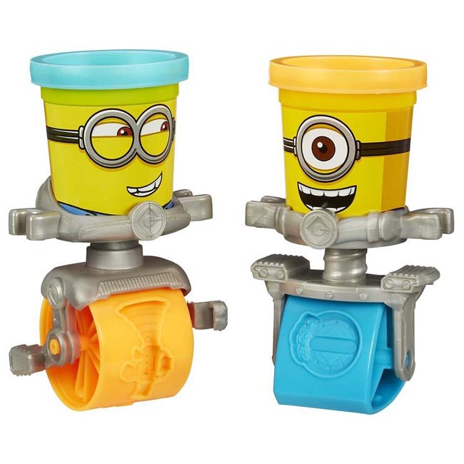 Play-Doh Despicable Me Minion Stamp & Roll