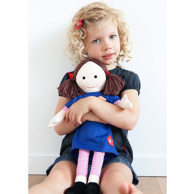 Play School Large Plush Jemima Cuddle Doll