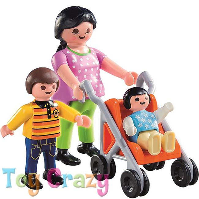 Playmobil Special Collectible Mother with Children 4782