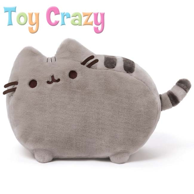 Pusheen The Cat Plush Toy Genuine Licenced by Gund