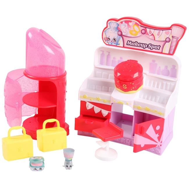 Shopkins Fashion Spree Makup Spot