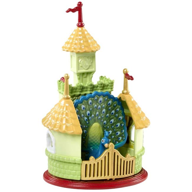 Disney Sofia the First Amber Doll & Peacock Play Set