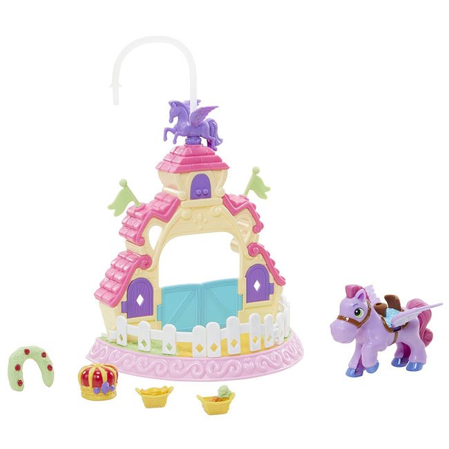 Disney Sofia the First Flying Derby Minimus Playset