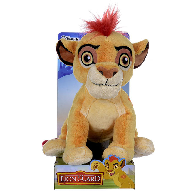 The Lion Guard Kion Soft Plush Toy 25cm